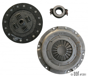 Beetle 215mm Clutch Kit - 1971-79 - 1600cc (AS Engine Code)