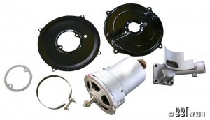 12V 55 Amp Alternator Conversion Bundle Kit - Type 1 Engines