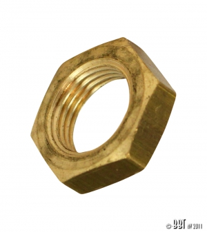 Baywindow Bus Wiper Spindle Nut (Also Beetle - 1970-79)