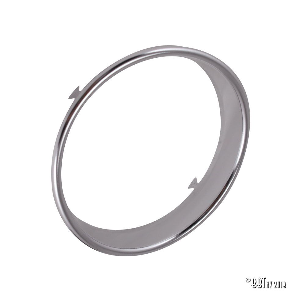Beetle Chrome Speedo Ring - 1958-70