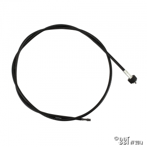 Beetle Speedo Cable (Not 1302 + 1303 Models) - 1958-79 - RHD (Also Type 3 And T181)