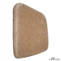 Beetle Front Backrest Seat Padding - 1956-64