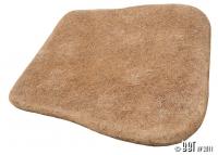 Beetle Front Bottom Seat Padding - 1956-67