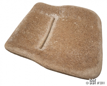 Beetle Front Bottom Seat Padding - 1973-76