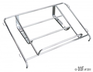 Karmann Ghia Rear Luggage Rack (BBT Quality)