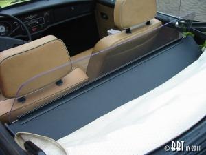 Karmann Ghia Cabriolet Wind Deflector