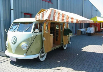 Westfalia Awning