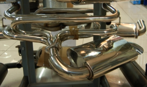 Type 1 Stainless Steel Mondo Exhaust System