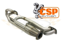 CSP T2+T25 1700-2000cc Stainless Steel 45mm Python Header