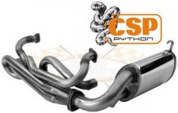 Python Exhausts