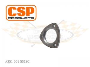 CSP Supercomp Exhaust 3 Bolt Flange