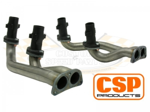 T25 CSP J Tubes (42mm Bore) - Fitted With Type 4 Pre 1978 Aircooled Engine