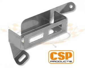 CSP Stainless Steel Brake Fluid Reservoir Bracket (Dual Circuit)
