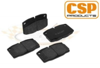 CSP Bus + Bug Disc Brake Conversion Front Brake Pad Set