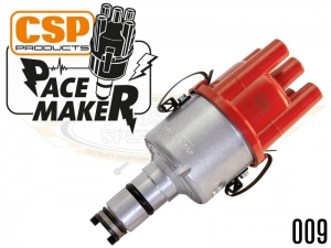CSP Pacemaker Distributor - 009 With Silver Body And Red Cap