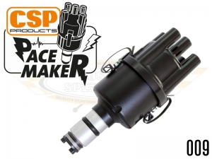 CSP Pacemaker Distributor - 009 With Black Body And Black Cap
