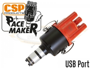 CSP Pacemaker Distributor - USB Port With Black Body And Red Cap