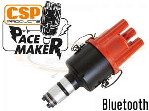 CSP Pacemaker Distributor - Bluetooth With Black Body And Red Cap