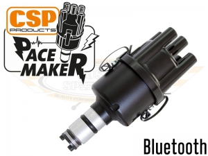 CSP Pacemaker Distributor - Bluetooth With Black Body And Black Cap