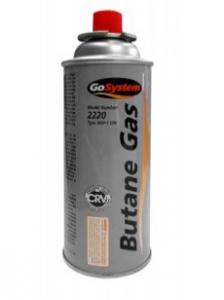 220g Bayonet Butane Gas Cartridge
