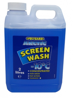 Arctic Screen Wash 2litre (Concentrated)