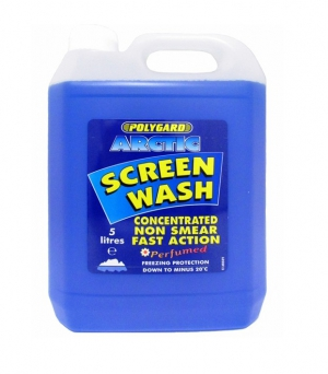 Arctic Screen Wash 5 litre (Concentrated)