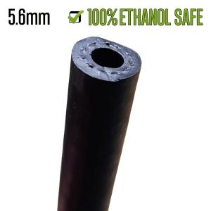 5.6mm Ethanol Safe Fuel Hose (Sold Per Metre)