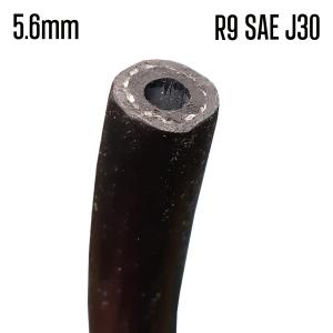 5.6mm Rubber Fuel Hose (Sold Per Metre)