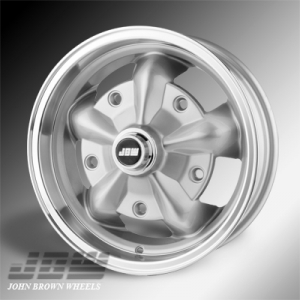 5x205 PCD JBW Torque Alloy Wheel in Gloss Black