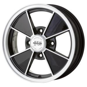 4x130 PCD JBW BRM 4 Alloy Wheel in Gloss Black