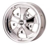 5x205 PCD JBW Iron Cross Alloy Wheel (5.5x15) In Chrome