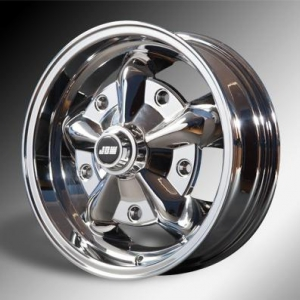 5x205 PCD JBW Torque Alloy Wheel in Chrome