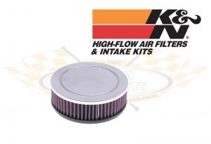 K&N Air Filter - Standard Solex Carburettor Air Filter