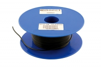 2.5mm Black Electrical Wire - Per Metre