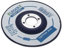 Laser 100mm Metal Cutting Discs (Pack of 2)
