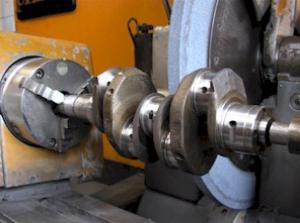Regrind Aircooled Crankshaft