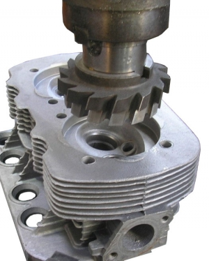 Bore Cylinder Heads For Larger Barrels and Pistons
