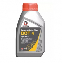 DOT 4 Brake Fluid 500ml Bottle