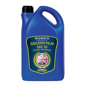 Morris Golden Film SAE30 Engine Oil (5 Litre Bottle)