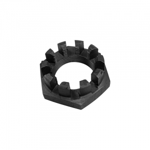 Type 25 Rear Hub Nut - 46mm Axle Nut With 10 Crowns