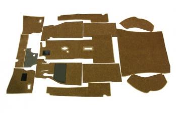 Carpets, Mats and Bonnet Liners