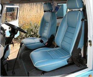 Baywindow Bus Suffolk Reclining Seat (Also Type 25)