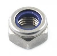 Type 1 Distributor Clamp Mounting Nylock Nut (Onto Crankcase)