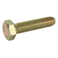 Standard Hex Head M8 Bolt (35mm Long, 1.25mm Thread) Various Applications (See Telesales)