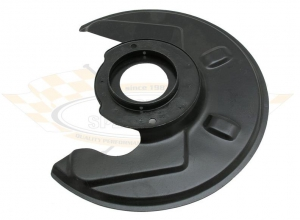 CSP T2 15 inch Disc Brake Conversion Front Backing Plate - Right