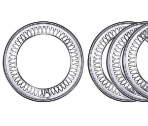 T1 52-65 FLAT 4 Beauty Rings (set Of 4)