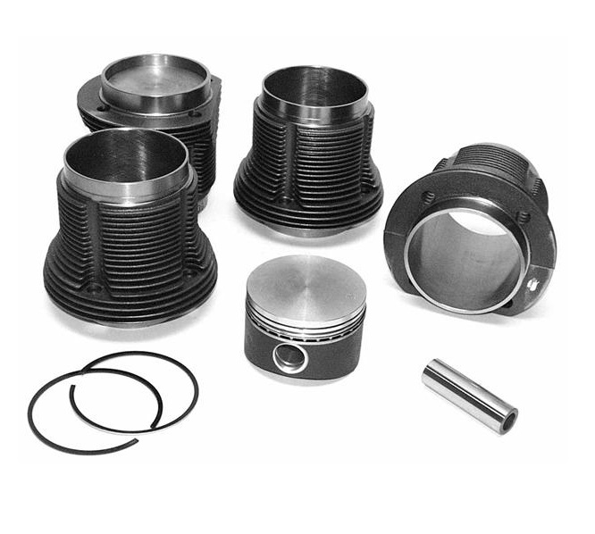 Barrels, Pistons and Cylinder Heads