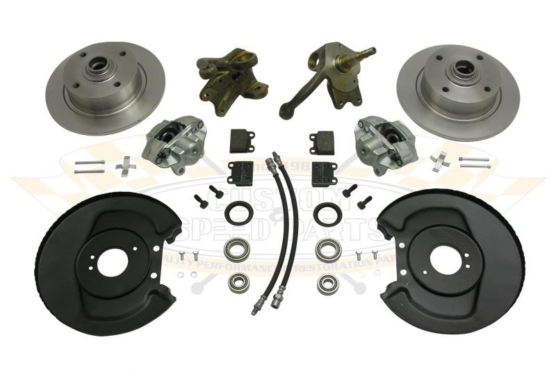 4 Stud Disc Brake Conversions