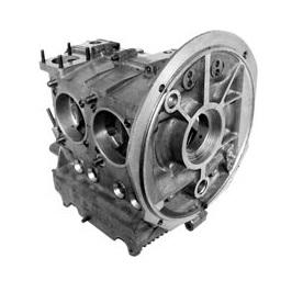 Crankcase and Internal Parts