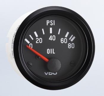 Oil Pressure Gauges and Senders